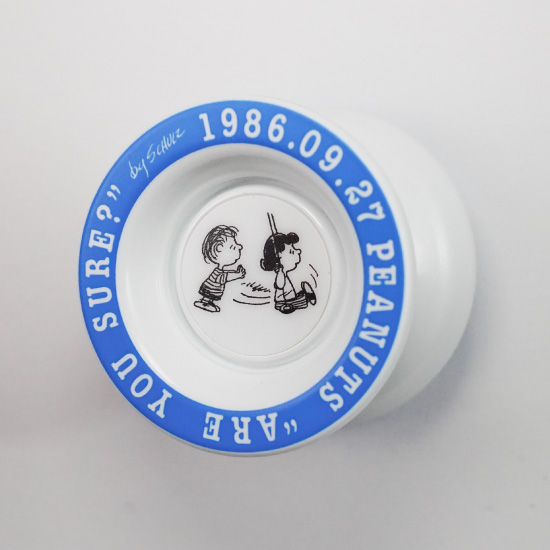 "PEANUTS YOYO ""ROCK THE BABY"""