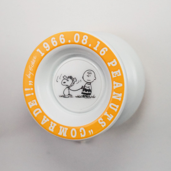 "PEANUTS YOYO ""WALK THE DOG"""